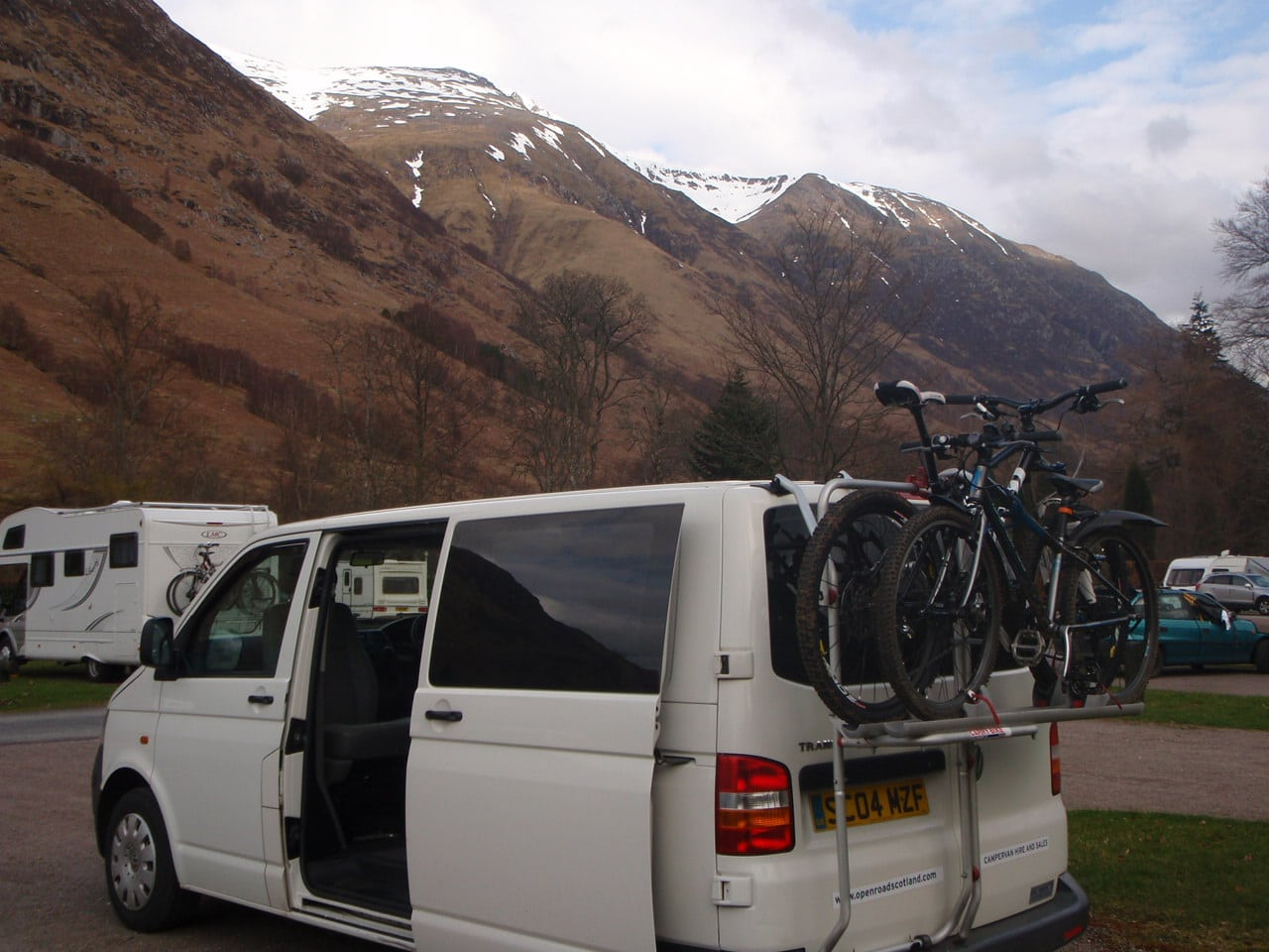 New  Hire Or Rent A Motorhome In Scotland  Scottish Tourer Motorhome Blog