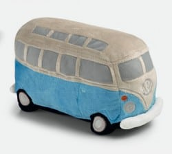 The T1 is a true collector's item. Now the cult classic is also available as a cuddly variant, the VW T1 Bulli Plush Soft Toy. £29.99 from Campervantastic