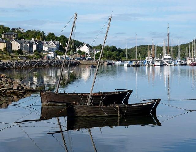 Loch Fyne. PIc credit: Flickr Nige Brown