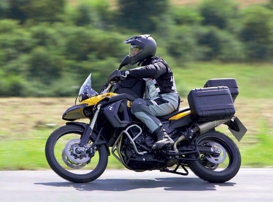 Motorbike Hire