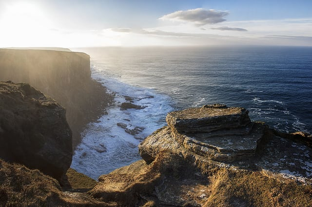 Dunnet head. Pic credit: John Mcsporran on Flickr Creative Commons