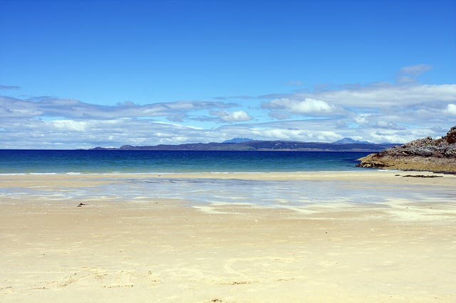 Camusdarach beach. Pic credit: Ian Robertson on Flickr creative commons.