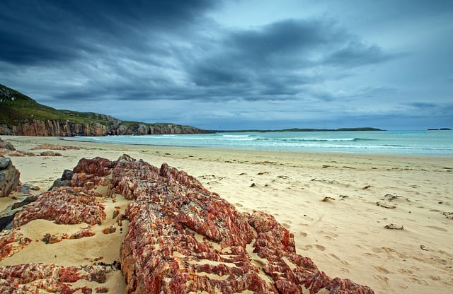 Durness beach. Pic credit: Clark Hamilton on Flickr Creative Commons