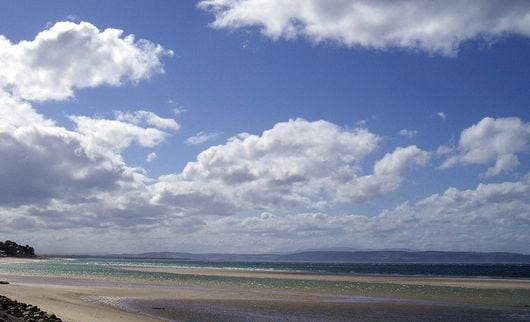 Nairn beach. Pic credit: Dave Conner on Flickr Creative Commons