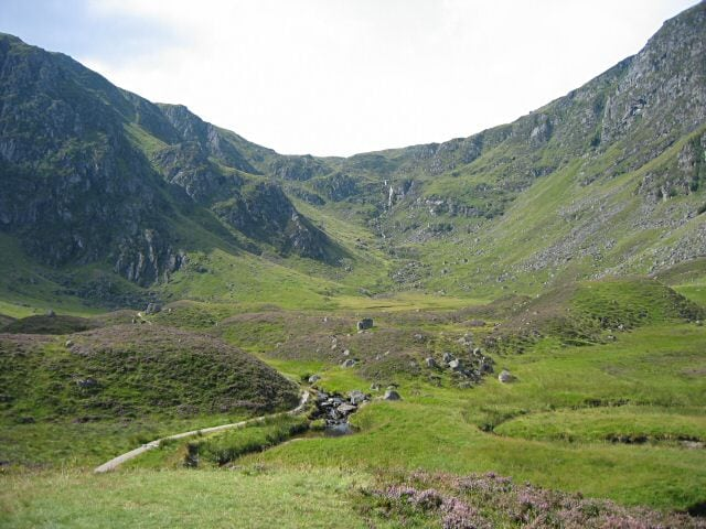 Natural Corrie Fee is a big attraction in the Angus Glens. Pic credit: Rob Burke