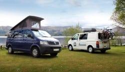 Open Road Scotland Campervans