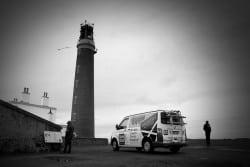 Baggin Waggon @ Butt Lighthouse