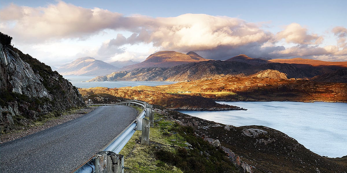 Planning a motorcycle tour of Scotland? From twisting and winding ascents and descents through the west coast mountains, to long straight stretches of tarmac amid breathtaking surroundings, there is something for everyone who rides a Motorcycle.