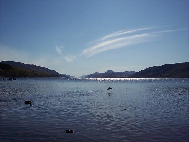 Iconic Loch Ness.