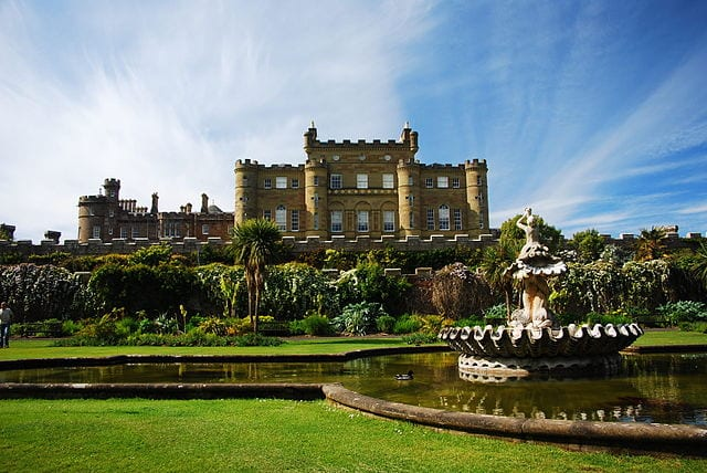 Culzean Castle. Credit: StaraBlazkova