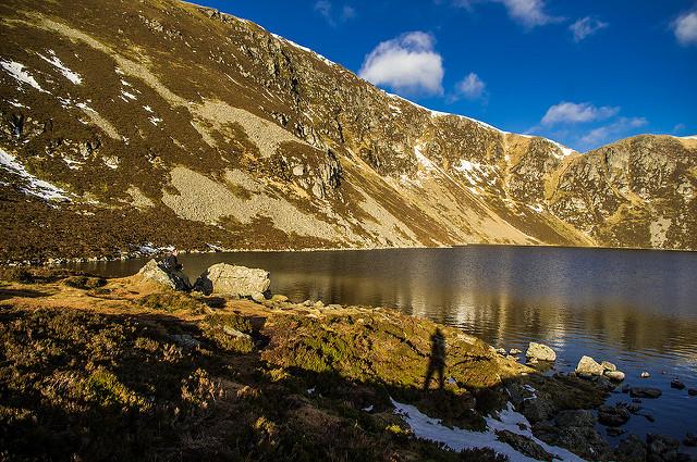 Loch Brandy angus glens